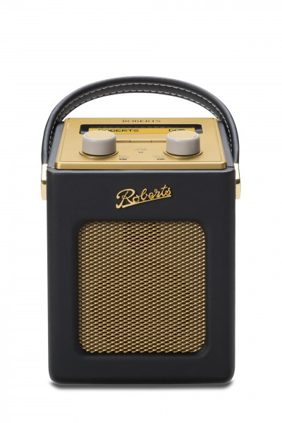 ROBERTS Revival Mini black