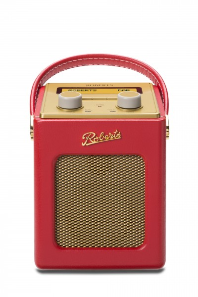 ROBERTS Revival Mini red